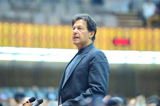 The way Kashmiris are fighting for freedom, we salute their bravery: Imran Khan