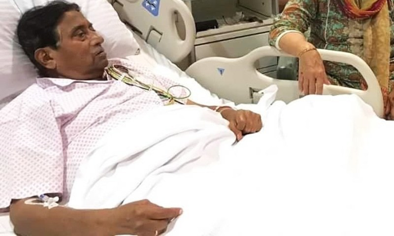 Pervez Musharraf admitted to Dubai hospital after 'reaction' from rare disease