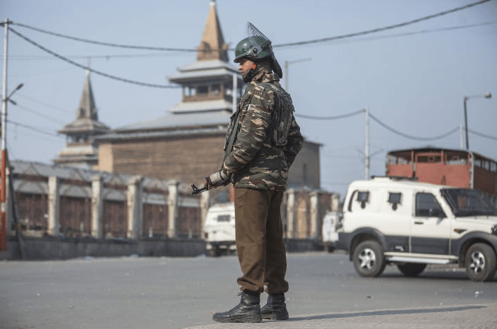 Life crippled due to strike in Kashmir on Martyrs day