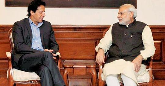 Militancy in J&K contained to 2 and a half district: Modi, Imran Khan had to make public plea to us to pick up phone