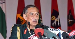 Politico-military strategy needed to resolve Kashmir: Former northern army commander