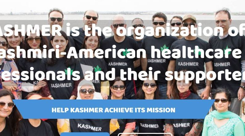 Kashmiri American Society of Health care to launch Emergency Medical Services in Kashmir