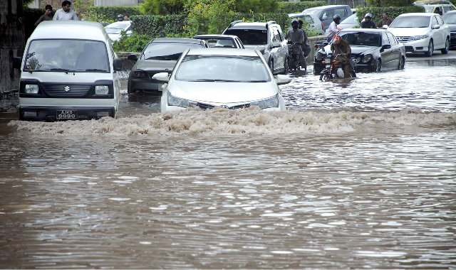 10 killed in separate rain-related incidents in Pakistan