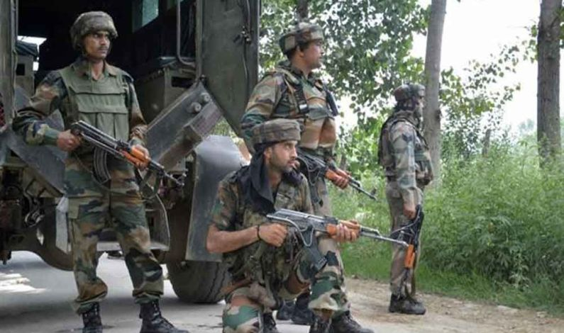 Another militant, non-local labourer killed in Shopian gunfight, toll 4