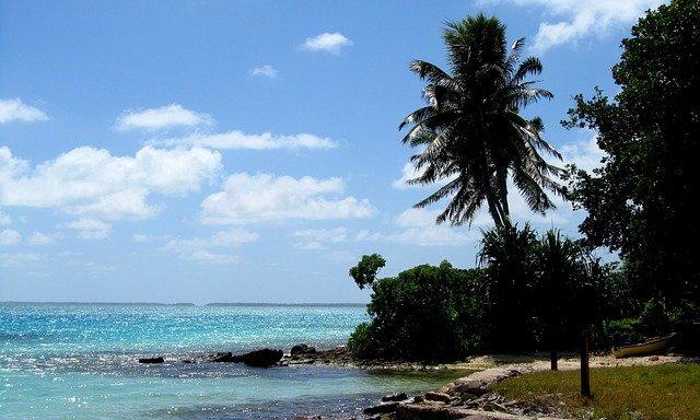 Least Visited Countries In The World kiribati island