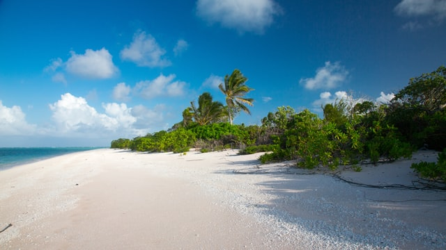 Least Visited Countries In The World marshall islands
