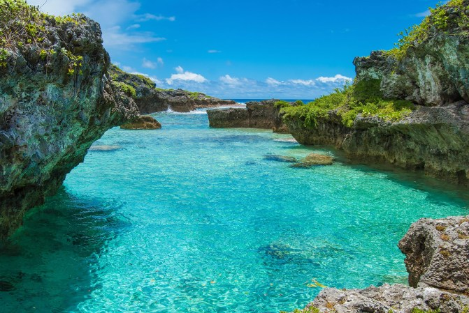 Least Visited Countries In The World niue