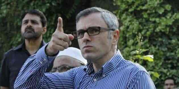 omar abdullah, india taliban meeting, kashmir