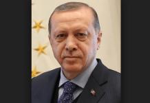 Turkish President Recep Tayyip Erdogan. Photograph courtesy Wikimedia