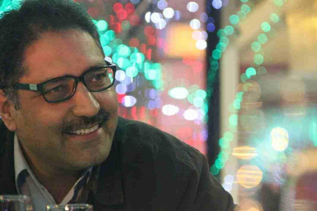 Syed Shujaat Bukhari