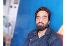 Arif Ahmad Sofi - Kulgam - Kashmir