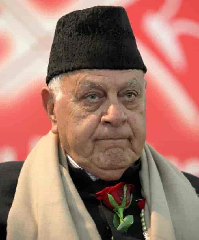 kashmir, kashmir news, farooq abdullah, national conference