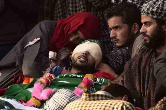Owais Ahmad Lone, arwani gunfight, south kashmir