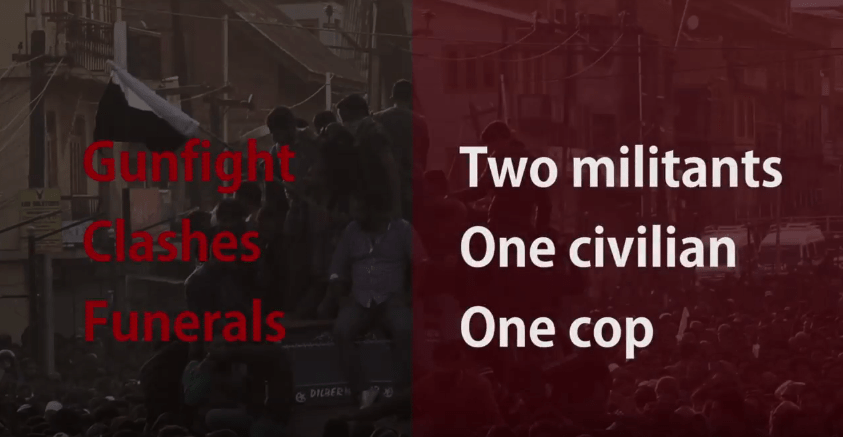 kashmir, fateh kadal, gunfight, kashmir militants