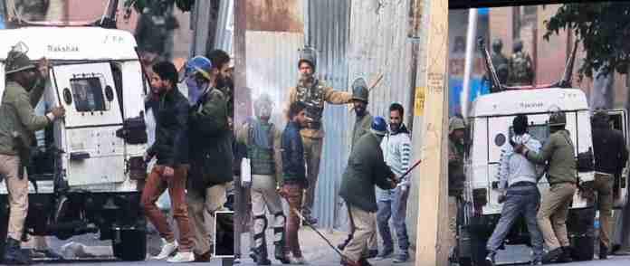 srinagar, journalists, kashmir, kashmir walla, journalists beaten up