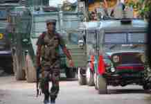 cordon in sopore, kashmir, kashmir news,