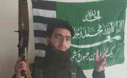 kashmir, srinagar, militant, killed