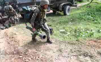 Breaking News Kashmir, Latest News Of Kashmir, pulwama gunfight,kashmir,kashmir news,
