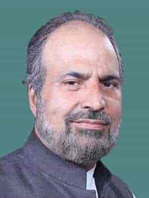 muzaffar hussain, sajad lone, people's conference, pdp,
