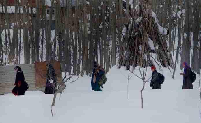 winter vacation announced in kashmir, kashmir,