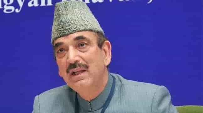 Jammu and kashmir, ghulam nabi azad, pdp-n- congress
