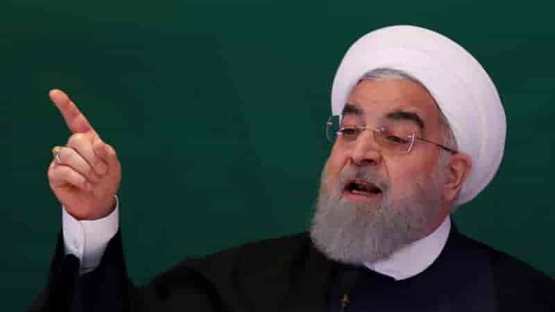 Iran`s Rouhani Calls for Muslims to Unite against U.S.