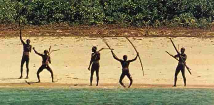 sentinelese tribe, andaman and nicobar islands