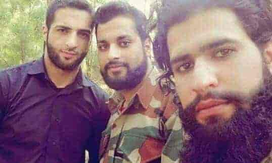 Latest News Of Kashmir, zakir musa, tral, kashmir