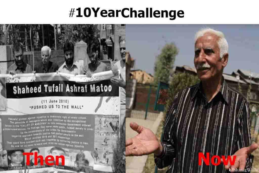 tufail mattoo, 2010 uprising, kashmir news, shopian, shopian rape and murder, kashmir, 10yearschallenge, kashmiri pandits, kashmir encounters, encounters, kashmir youth, kashmiri children