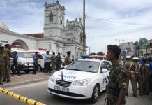 Sri Lanka Blast, Colombo,