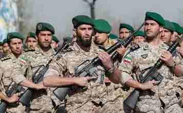 IRGC, US IRGC, US Forces,