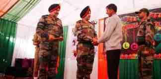 General Officer Commanding in Chief Northern Command Lt Gen Ranbir Singh