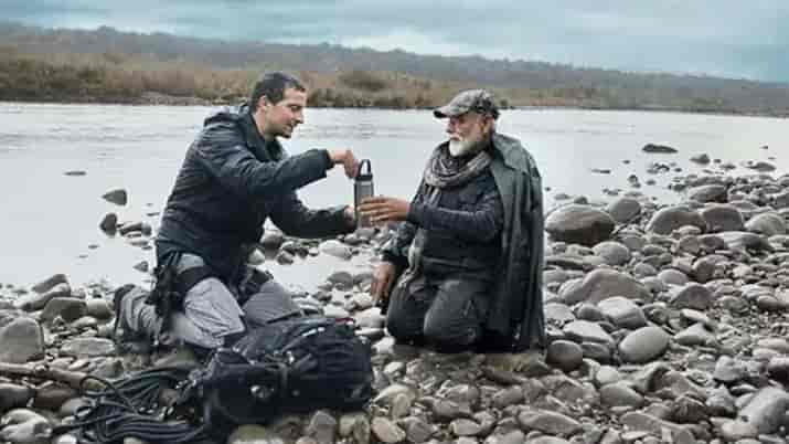 PM Modi to feature in special episode with Bear Grylls