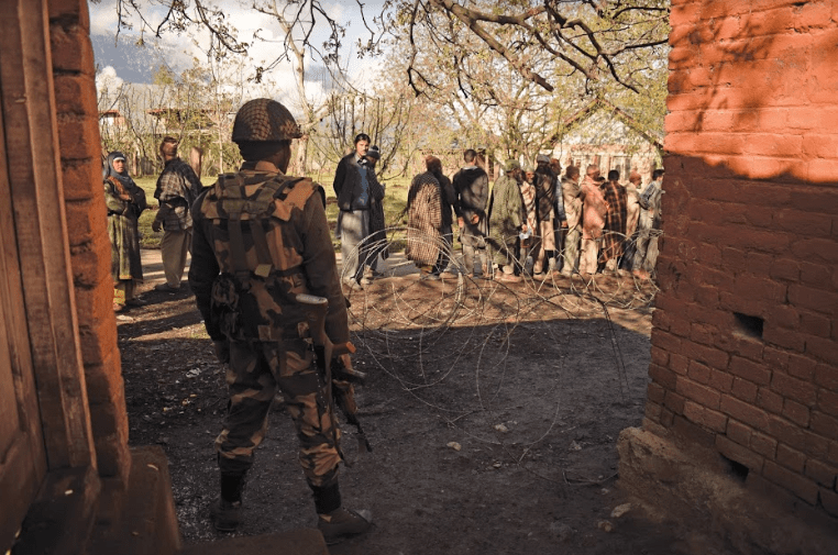 kashmir - elections, cover photo