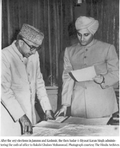 Bakshi Ghulam Mohammad