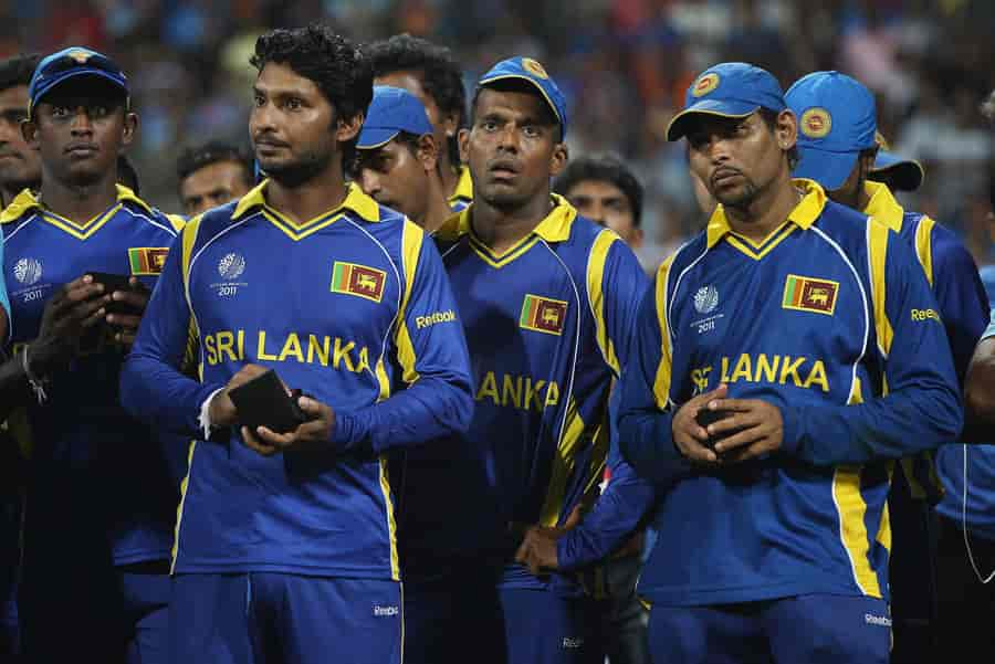 Sri Lankan Government Launches Probe Into 2011 World Cup Final Fixing Allegation