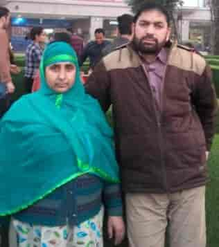 Ayaz Akbar, Hurriyat wife leader