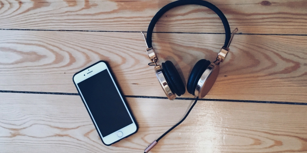 Five favourite podcasts