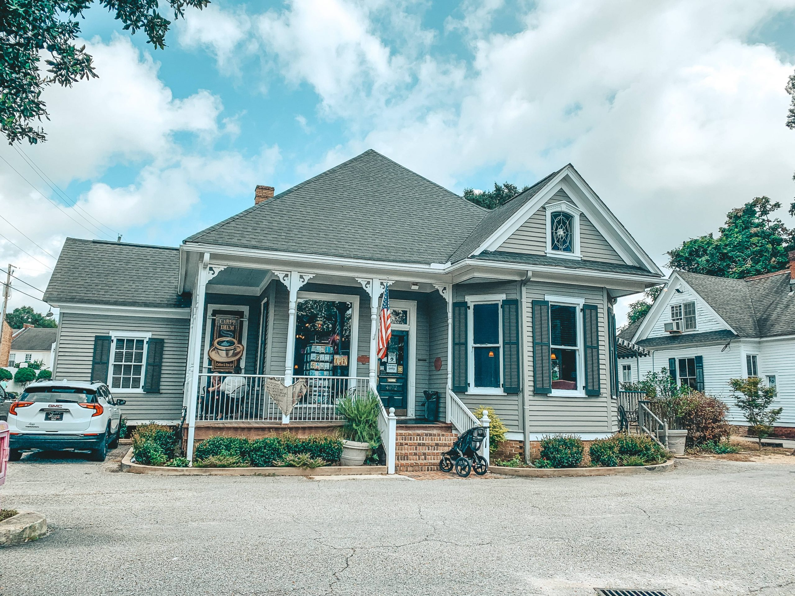 4 Must Visit Coffee Shops In Mobile Alabama The Katherine Chronicles