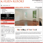 Issue 16, September 2008: The Selling of New York
