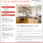 Issue 4, November 2006: The Right Questions to Ask