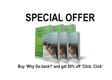 Special offer on books