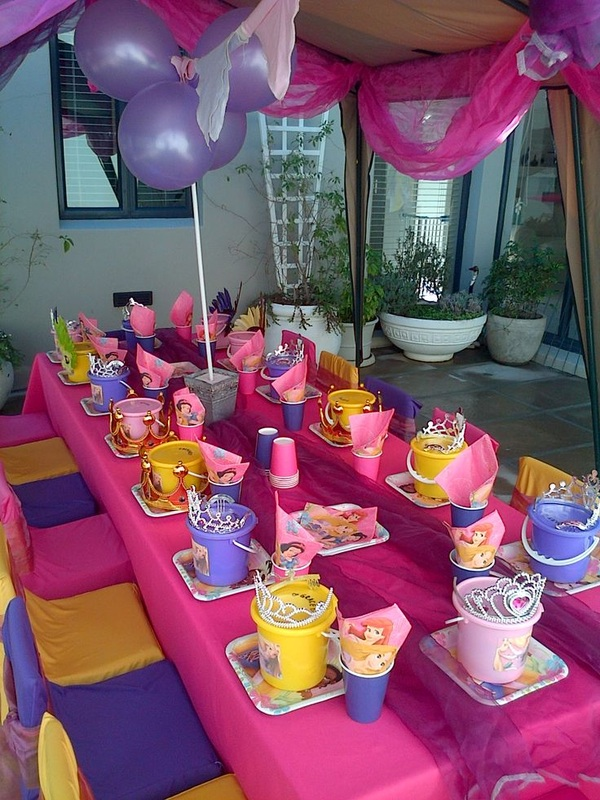 Easy Ideas for kid's Birthday party themes at home - DIY ...
