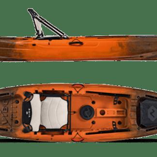 Vibe Yellowfin 120 - 12ft fishing and cruising kayak