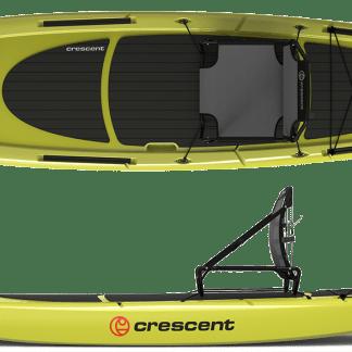 Crescent SUP+ Paddleboard Kayak Hybrid