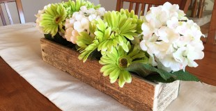 Easy to Make Spring Centerpiece