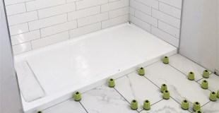 Boys Bathroom Renovation-Putting it Back Together-Part 4