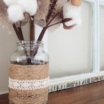 Fall Mantel Decor-10 Minute Craft