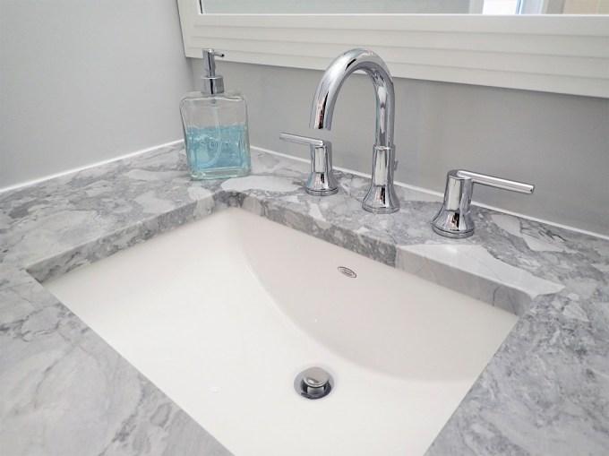 new under mount sink