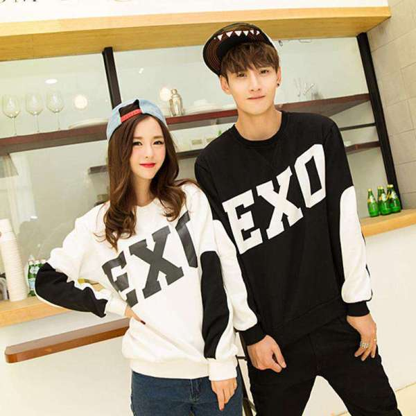 Exo Pullover Sweatshirts - The Kdom
